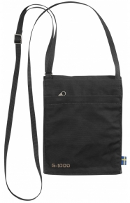 Pocket Shoulder Bag - Dark Grey