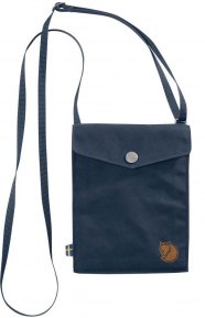 Pocket Shoulder Bag - Navy