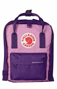 Save The Arctic Fox Kanken Mini Backpack - Purple Orchid