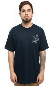 Fourstar Clothing, Cocktails T-Shirt - Navy