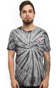 Fourstar Clothing, Jerry Pirate T-Shirt - Charcoal