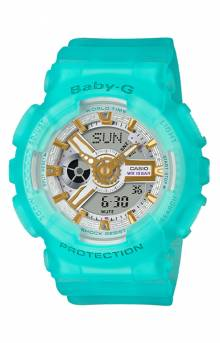 Baby-G BA110SC-2A Watch - Blue