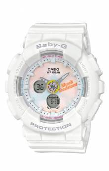 Baby-G BA120T-7A Watch - White