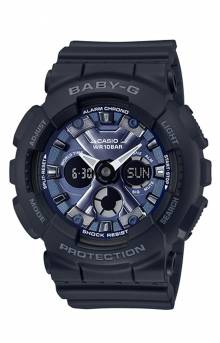 Baby-G BA130-1A2 Watch - Black/Blue