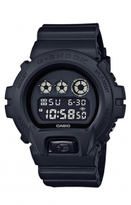 DW-6900BB-1 Watch- Black