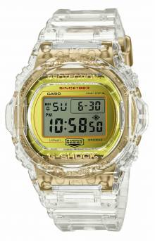 DW5735E-7 Watch - Clear