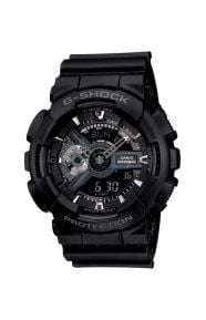 G-Shock Clothing, GA-110-1B Military Anti-Magnetic Watch - Black