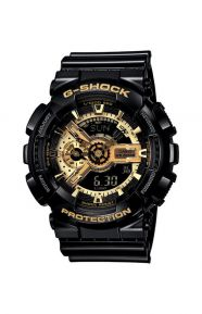 G-Shock Clothing, GA-110GB-1A X-Large Watch - Black/Gold