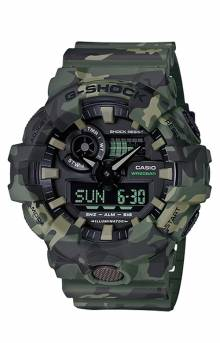 GA-700CM-3A Watch - Green Camo
