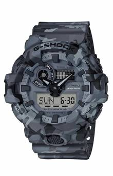 GA-700CM-8A Watch - Snow Camo