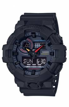 GA700BMC-1A Watch - Black