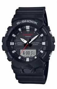 GA800-1A Watch - Black