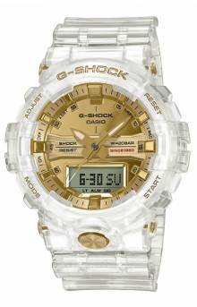 GA835E-7A Watch - Clear