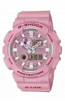 GAX100CSA-4A Watch - Pink
