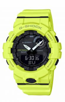 GBA800-9A Watch - Yellow