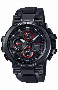 MTGB1000B-1A Watch - Black/Red
