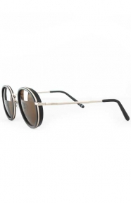 Lincoln Sunglasses - Black/Brown