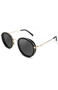 Lincoln Sunglasses - Black/Gold