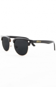 Morrison Sunglasses - Black/Gold