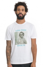 Good Worth Clothing, Long Term Effects T-Shirt - White