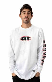 Bulge L/S Shirt - White