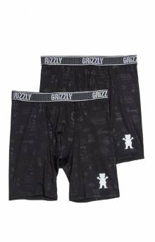 Grizzly Performance Brief - 2 Pack