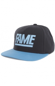Two Tone Snap-Back Hat
