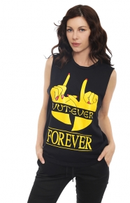Hellz Bellz Clothing, Whatever Forever Muscle Top