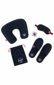 Amenity Kit - Navy/Red