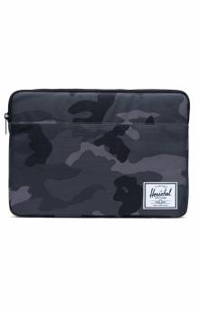 Anchor 15 Computer Sleeve - Night Camo