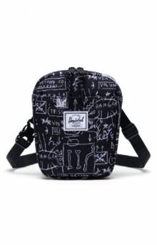 Basquiat Cruz Crossbody Bag - Basquiat Beat Bop