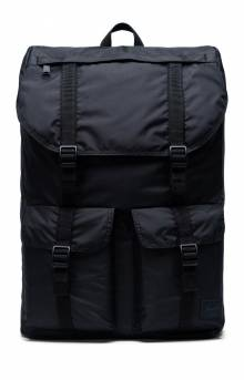 Buckingham Light Backpack - Black