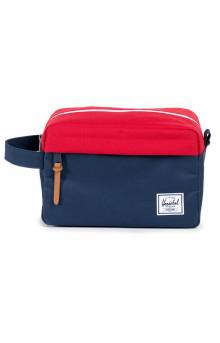 Chapter Travel Kit - Navy/Red