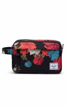 Chapter Travel Kit - Vintage Floral Black