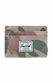 Charlie Wallet - Brush Stroke Camo