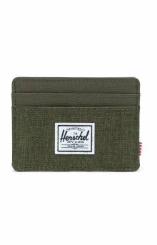 Charlie Wallet - Olive Night X