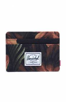 Charlie Wallet - Tropical Hibiscus