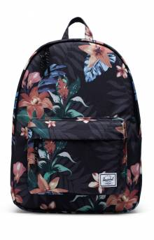 Classic Backpack - Summer Floral Black