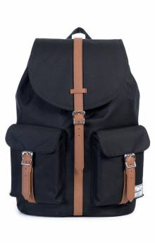 Dawson Backpack - Black/Tan
