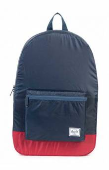 Daypack - Navy/Red