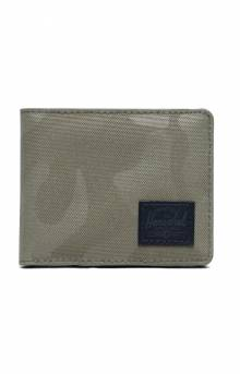 Delta Roy Wallet - Dusty Olive/Tonal Camo
