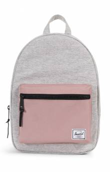 Grove XS Backpack - Light Grey/Rose