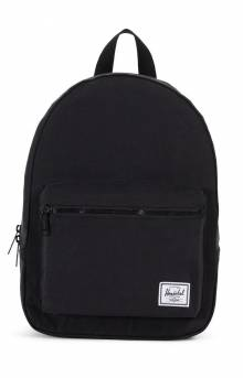 Grove XS Canvas Backpack - Black Canvas