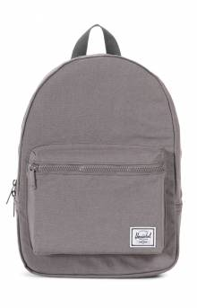 Grove XS Canvas Backpack - Smoked Pearl