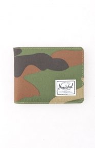Hank Wallet - Camo/Tan