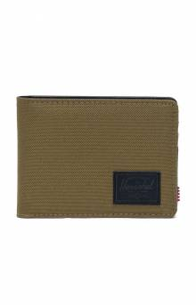 Hank Wallet - Khaki Green