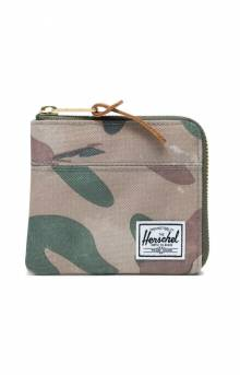 Johnny Wallet - Brushtroke Camo