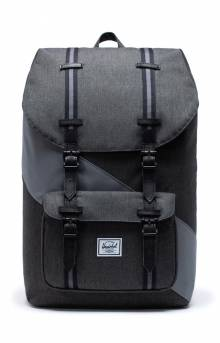 Little America Backpack - Black X/Quiet Shade/Periscope