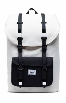 Little America Backpack - Blanc De Blanc Ripstop/Black