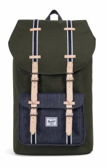 Little America Backpack - Forest Night